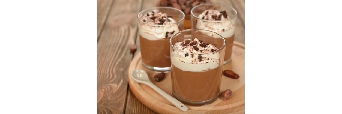 Chokolade Mousse